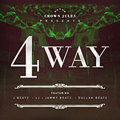 Play & Download 4 Way EP by Various Artists | Napster