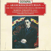 Play & Download Aram Khachaturian: Cello concertos by cello Marina Tarasova | Napster