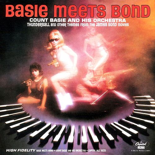 Play & Download Basie Meets Bond by Count Basie | Napster