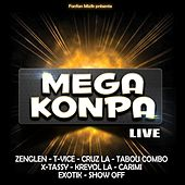 Play & Download Mega konpa (Live) by Various Artists | Napster