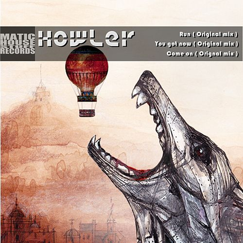 Run - Single by Howler