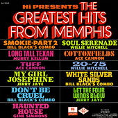 Greatest Hits From Memphis by Various Artists