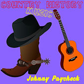 Country History by Johnny Paycheck