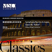 Mendelssohn: Symphony No. 4 in A Major, Op. 90,