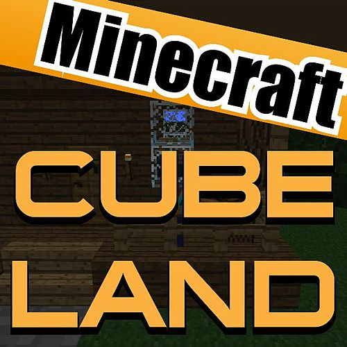 Play & Download Cube Land Minecraft by Dbp Music | Napster