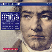 Play & Download Beethoven: Violin Concerto, Violin Romance Nos. 1 & 2 by Philharmonia Slavonica | Napster
