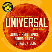 Massive B Presents: Universal Riddim von Various Artists