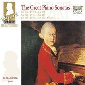 Play & Download Mozart: The Great Piano Sonatas by Klára Würtz | Napster