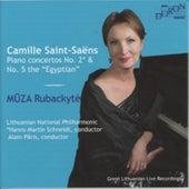 Play & Download Saint-Saëns: Piano Concerto No. 2 in G Minor, Op. 22 & Piano Concerto No. 5 in F Major, Op. 103