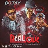 Play & Download Real Love (Remix) [feat. Ñejo & Ñengo Flow] by Gotay