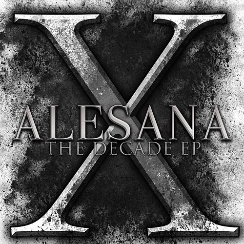 Play & Download The Decade EP by Alesana | Napster
