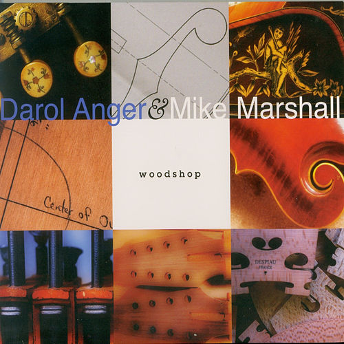 Woodshop by Mike Marshall
