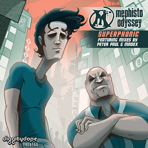 The Superphonic Single by Mephisto Odyssey