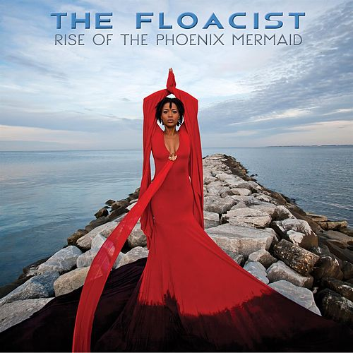Rise Of The Phoenix Mermaid by The Floacist