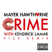 Play & Download Crime (Vice Remix) by Mayer Hawthorne | Napster