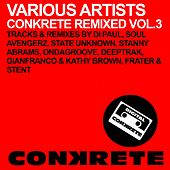Conkrete Remixed Vol.3 - Single by Various Artists