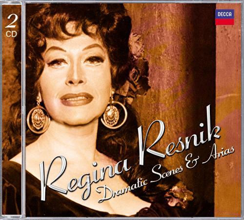 Regina Resnik - Dramatic Scenes & Arias by Various Artists