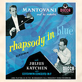 Gershwin: Rhapsody in Blue;  Piano Concerto by Julius Katchen
