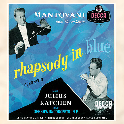 Play & Download Gershwin: Rhapsody in Blue;  Piano Concerto by Julius Katchen | Napster
