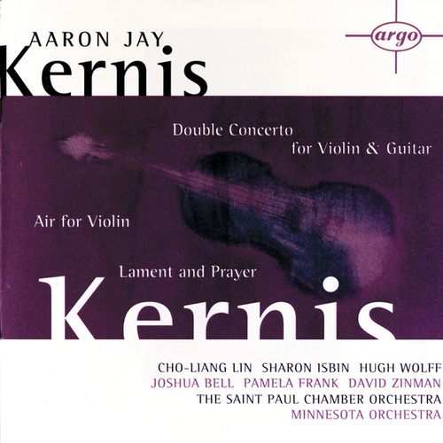 Play & Download Kernis: Air for Violin/Double Concerto for Violin & Guitar etc. by Various Artists | Napster