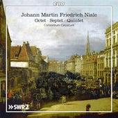 Play & Download Nisle: Octet, Septet & Quintet by Consortium Classicum | Napster