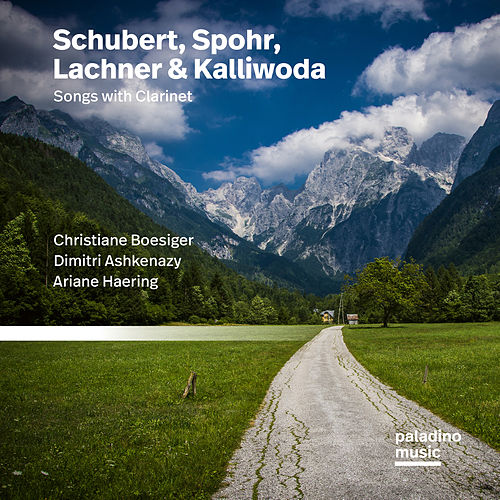 Play & Download Schubert, Spohr, Lachner, & Kalliwoda: Lieder by Christiane Boesiger | Napster