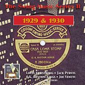 Play & Download The Swing-Music Series, Vol. 2: Louis Armstrong, Joe Venuti, The O.K. Rhythm Kings & Others (Recorded 1929-1930) by Various Artists | Napster