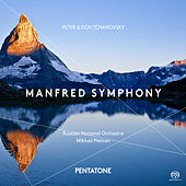Play & Download Tchaikovsky: Manfred Symphony by Norbert Gembaczka | Napster