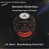 J.S. Bach: Brandenburg Concertos Nos. 1-6 by Vienna State Opera Orchestra