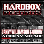 Play & Download Audio Warfare by Danny Williamson | Napster