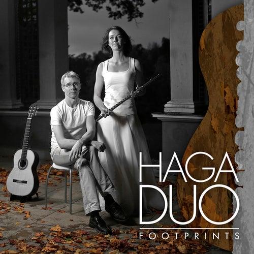 Footprints by Haga Duo