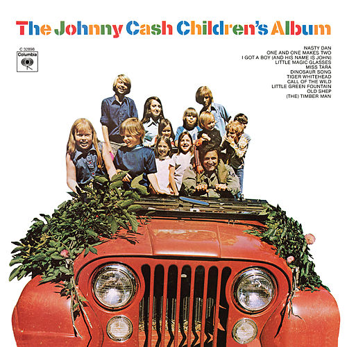 Play & Download The Johnny Cash Children's Album by Johnny Cash | Napster