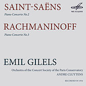 Play & Download Saint-Saëns & Rachmaninoff: Piano Concertos by Emil Gilels | Napster