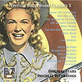 Play & Download Vintage Hollywood Classics, Vol. 10 (Original Stars & Original Recordings) by Various Artists | Napster