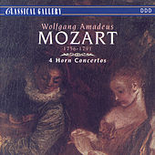 Play & Download Mozart: 4 Horn Concertos by Mozart Festival Orchestra | Napster