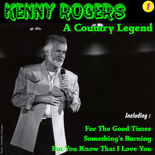 A Country Legend 1 by Kenny Rogers