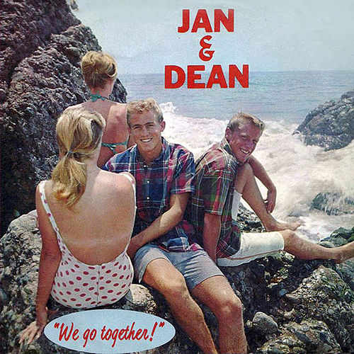 We Go Together / Rosie Lane by Jan & Dean