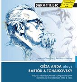 Play & Download Géza Anda plays Bartók & Tchaikovsky by Géza Anda | Napster