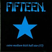 Extra Medium Kick Ball Star (17) by Fifteen