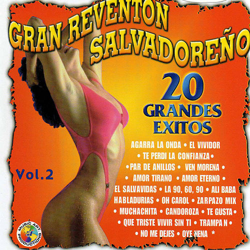 Play & Download Gran Reventon Salvadoreno, Vol. 2 by Various Artists | Napster