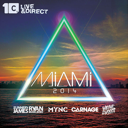 Play & Download Miami 2014 (Mixed by MYNC, Carnage, Sunnery James & Ryan Marciano, Wayne & Woods) by Various Artists | Napster