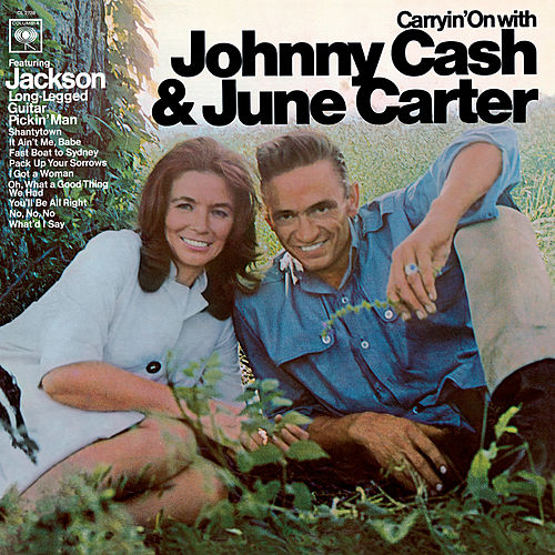 Play & Download Carryin' On With Johnny Cash And June Carter by June Carter Cash | Napster