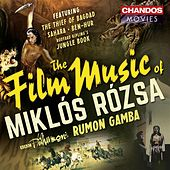 The Film Music of Miklós Rózsa by BBC Philharmonic Orchestra