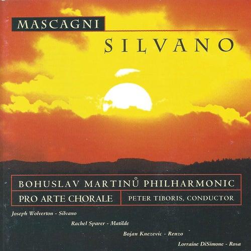 Play & Download Mascagni: Silvano by Bohuslav Martinu Philharmonic | Napster