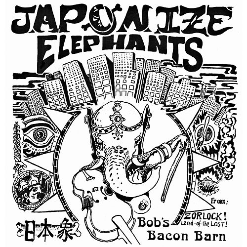 Play & Download Bob's Bacon Barn by Japonize Elephants | Napster