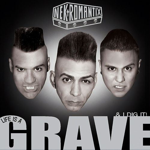 Play & Download Life Is a Grave & I Dig It by Nekromantix | Napster