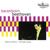 Play & Download Beethoven: Diabelli Variations; Moonlight Sonata by Daniel Barenboim | Napster