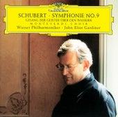 Play & Download Schubert: Symphony No.9; Gesang der Geister über den Wassern by Wiener Philharmoniker | Napster