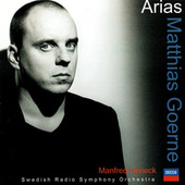 Play & Download Berg/Mozart/R.Strauss/Wagner: Arias by Matthias Goerne | Napster