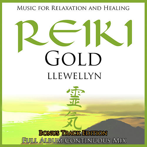 Reiki Gold: Bonus Track Edition by Llewellyn